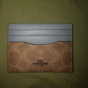 BRAND NEW Coach authentic mini wallet